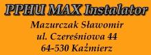 MAX INSTALATOR